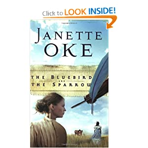 """The Bluebird and the Sparrow"" by Janette Oke :Book Review"