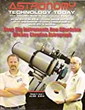 img - for Astronomy Technology Today July 2008 Magazine Volume 2 #7 book / textbook / text book