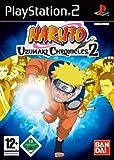 echange, troc Naruto - Uzumaki Chronicles 2 [import allemand]