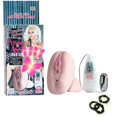 California Exotics / Swedish Erotica Dayton´s Futurotic Anus & Vagina Masturbator Adult Sex Toy Kit