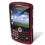 Blackberry Rim Curve 8330 Red Cell Phone Refurbished and 30 Day Seller