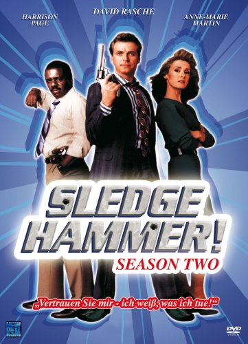 Sledge Hammer! - Season Two [3 DVDs]