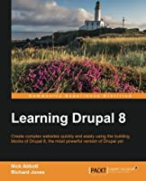 Learning Drupal 8 Front Cover