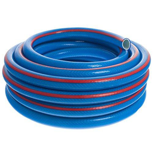 Smartfox-Gartenschlauch-Wasserschlauch-mit-20-Meter-Durchmesser-1-Zoll-in-blau