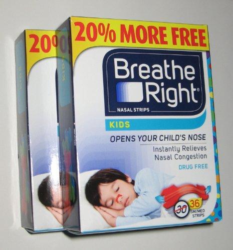 latex free breathe right strips