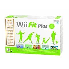 Wii Fit Plus (inkl. Wii Balance Board)