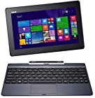 ASUS Transformer Book 10.1 T100TA-C1-RD(S) Detachable 2-in-1 Touchscreen Laptop, 64GB (RED)