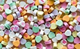 The Original Classic Flavor Necco Conversation Hearts 1 Lb Bag
