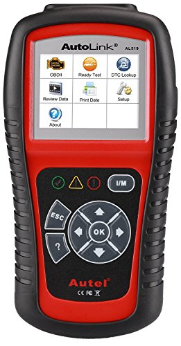 Autel AL519 AutoLink Enhanced OBD ll Scan Tool with Mode 6 (Tpms Tool compare prices)