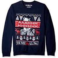 Home Alone Men's Aaahhh Ugly Christmas Sweatshirt