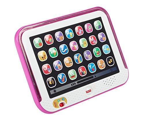 Fisher-Price Laugh & Learn Smart Stages Tablet, Pink (Tablet For A One Year Old compare prices)