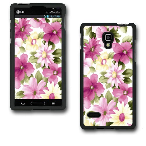 Design Collection Hard Phone Cover Case Protector For LG Optimus L9 P769 Tmobile #1483