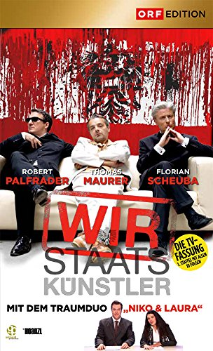 Wir Staatskünstler: Staffel 1 [2 DVDs]