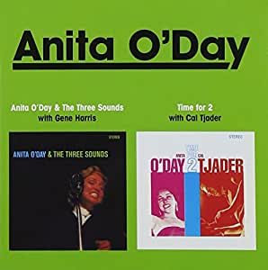 Anita O'Day & The Three Sounds + Time For 2