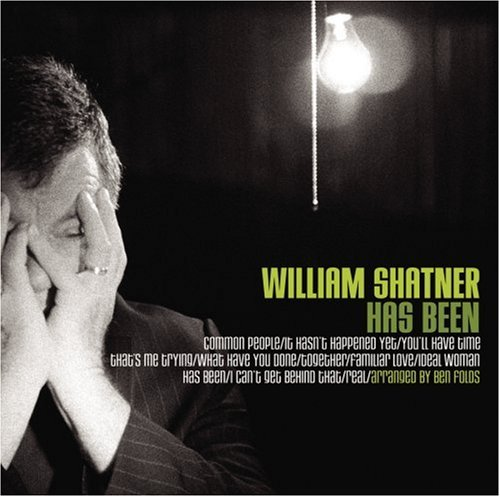 Original album cover of Has Been by William Shatner