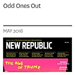 Odd Ones Out | Bianca Bosker