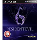 Resident Evil 6 (PS3)by Capcom