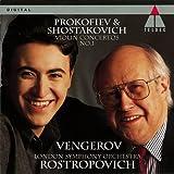 プロコフィエフ&ショスタコーヴィチ:ヴァイオリン協奏曲第1番