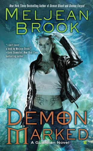 Image of Demon Marked (Guardian Series)