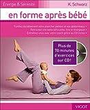 En forme après bébé (1CD audio)