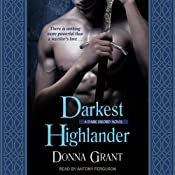 Darkest Highlander: Dark Sword, Book 6 | [Donna Grant]