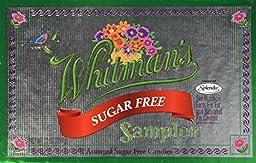 Whitman\'s Sampler Assorted Sugar Free Candies 10 oz