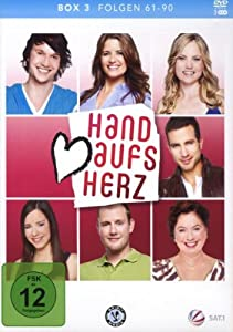 Hand aufs Herz, Folgen 61-90 [3 DVDs]