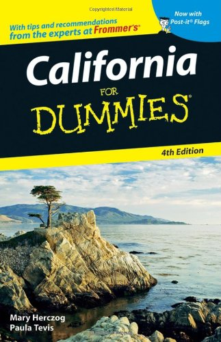 California For Dummies (Dummies Travel)