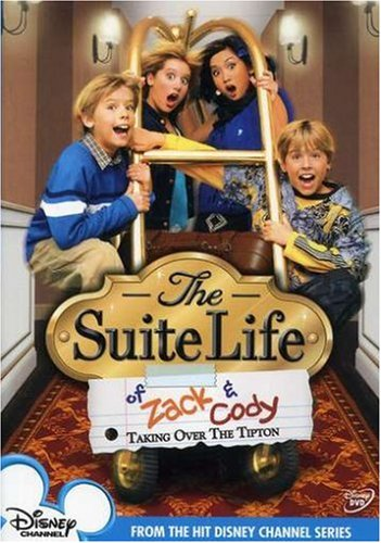 Suite Life of Zack & Cody: Taking Over the Tipton [DVD] [Import]