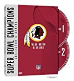 NFL Super Bowl Collection - Washington Redskins at Amazon.com
