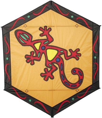 HQ Rokkakus Kite (Gecko)