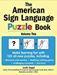 The American Sign Language Puzzle Boo...