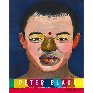 eBook Cover für  Peter Blake Collagen und Arbeiten auf Papier 1956 2008