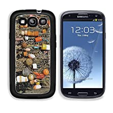buy Msd Samsung Galaxy S3 Aluminum Plate Bumper Snap Case A Brightly Colored Collection Of Buoys And Lobster Related Are Displayed On A Net Image 25946487