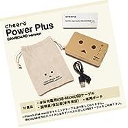 cheero Power Plus 10400mAh DANBOARD Versionマルチデバイス対応モバイルバッテリー