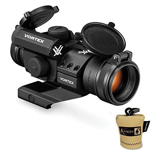 Best Buy! Vortex Optics StrikeFire 2 Red/Green Dot Sight with Cantilever Mount AND FREE Kangri Spudz...