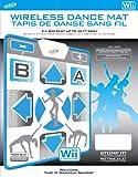 Wii Wireless Dance Mat with Foam Pad