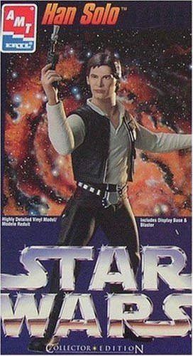 Star Wars Han Solo Vinyl Model Kit by AMT Ertl (Star Wars Amt Model Kit compare prices)