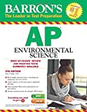img - for Barron's AP Environmental Science, 6th Edition book / textbook / text book