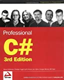 img - for Professional C# by Simon Robinson (2004-06-02) book / textbook / text book