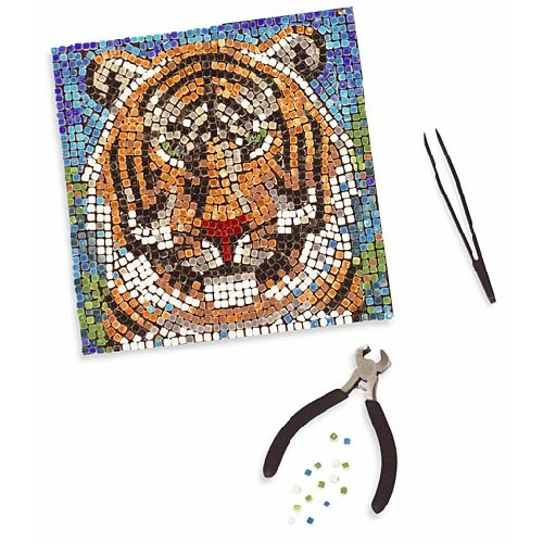 Mosaic Studio Tiger