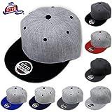 OTTO CAP/Heather Wool Snapback Caps(オットーキャップ/ヘザーウールスナップバックキャップ) ランキングお取り寄せ