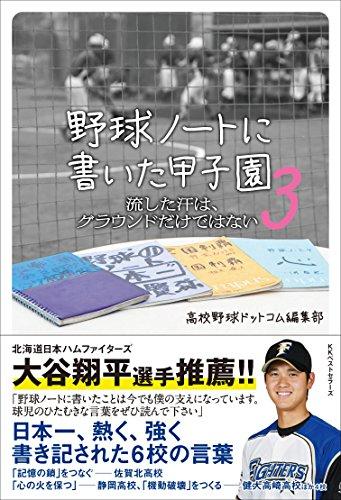 野球ノートに書いた甲子園3 -