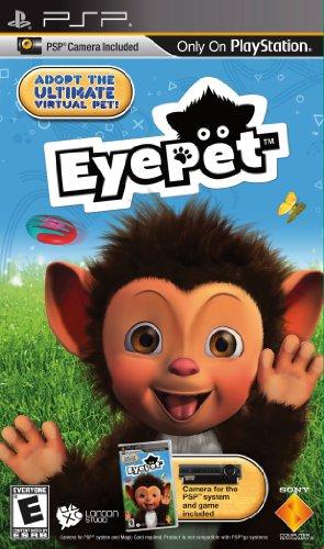 EyePet with Camera - Sony PSP - 1