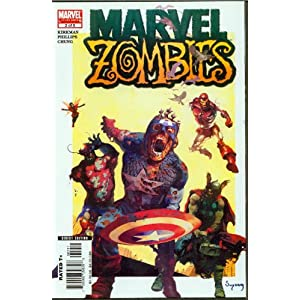 com: Marvel Zombies #2 (Marvel Comics): Robert Kirkman, Sean Phillips ...