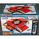 Tech Deck Trick Street Skatepark Exclusive World Industries Ramp Set / Includes 1 Randome 96mm Skateboard