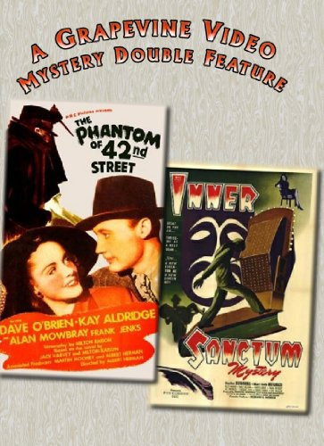 Phantom of 42nd Street / Inner Sanctum [DVD] [Import]