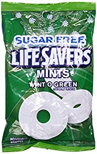 Life Savers Sugar Free Hard Candy, Wint-O-Green-2.75 oz