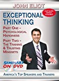 Exceptional Thinking - Using Psychological Hardiness, Understanding the Training and Trusting Mindsets - Personal Development DVD Training Video