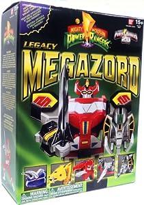 Mighty Morphin Power Rangers #96631 Legacy Megazord 20th Anniversary Figure